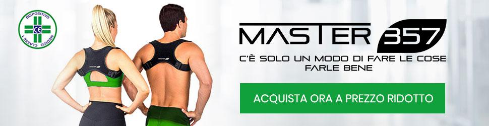 master357 correttore posturale