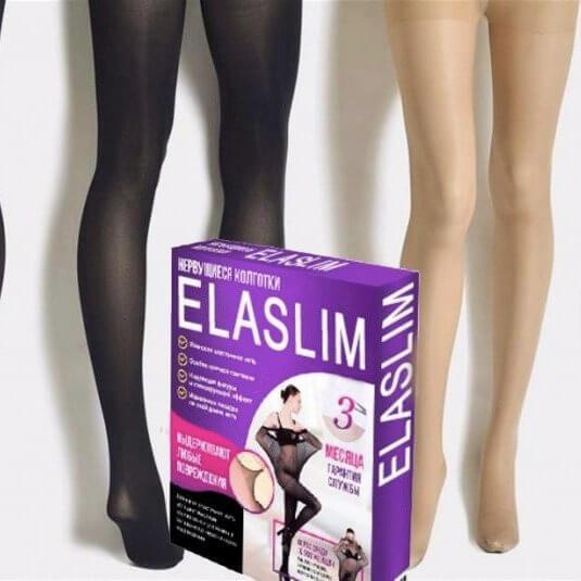 calze snellenti elaslim