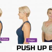 Pushup Bra Reggiseno push up snellente